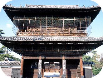 建中寺の写真