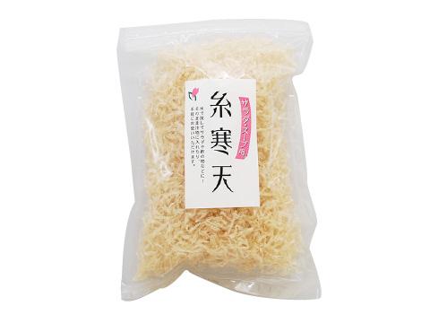 サラダ・スープ用糸寒天 (80g入り)