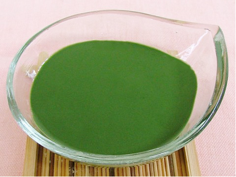 緑茶プラス・一茶煉(いっちゃれん)ペースト