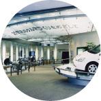 トヨタ博物館の写真